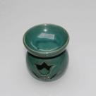 Aromabrander-7x7cm-groen