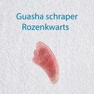 Guasha-Rozenkwarts