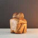 houten yoko beeldje