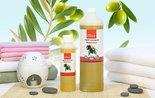 olijf massage olie