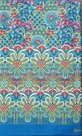Thaise doek lichtblauw