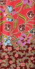 Thaise-doek-bloemen-mauve-rood