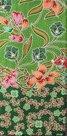 Thaise-doek-bloemen-groen-groen