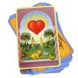 mystieke lenormand kaarten