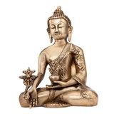 medicijn boeddha messing
