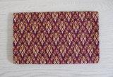 Thaise doek 200 cm - paars_43