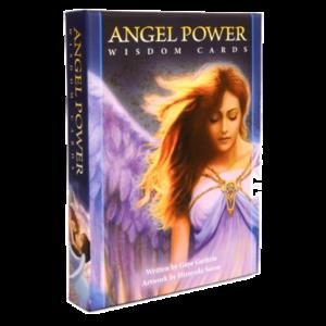 Angel Power Wisdom tarotkaarten
