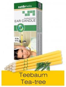 Tea-tree oorkaarsen 10 stuks