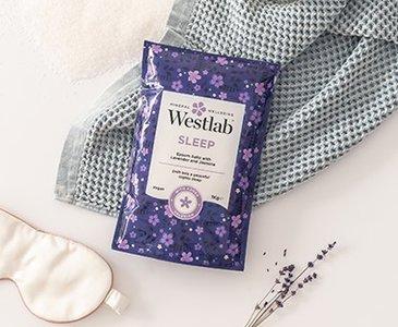 Westlab Sleep badzout 1kg