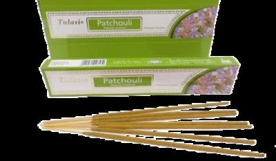 patchouli wierook tulasi