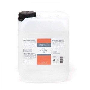 welltouch massage olie 5 liter