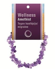 amethist armband