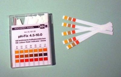 pH strips 100 stuks