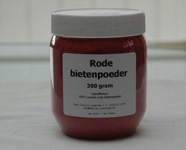 rode biet poeder