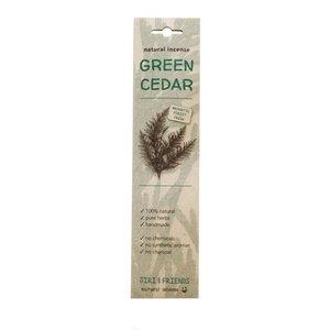 wierook green cedar