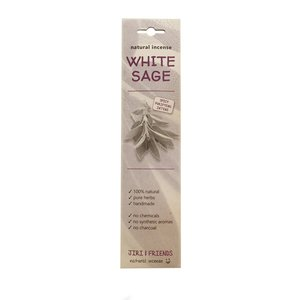 wierook witte salie
