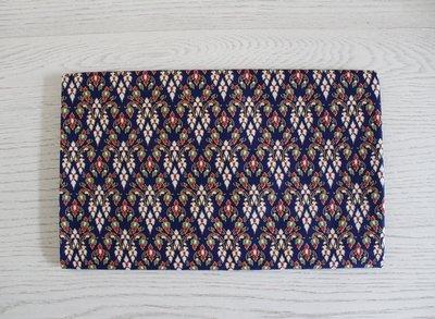 Thaise doek 200 cm - donkerblauw