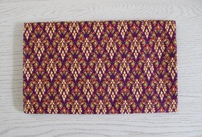 Thaise doek 200 cm - paars