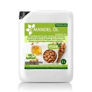 amandel massage olie