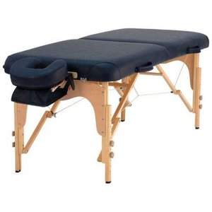 Massagetafel 76 cm donkerblauw