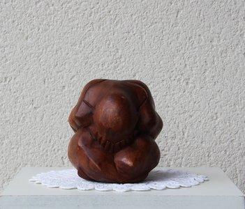 weeping buddha