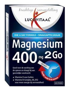 magnesium zakjes