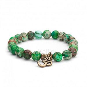 Mala armband turkoois groen