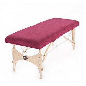 overtrek massagetafel bordeaux