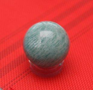 groene fluoriet bol