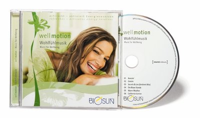 Biosun Wellmotion CD