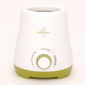 oliewarmer massage olie
