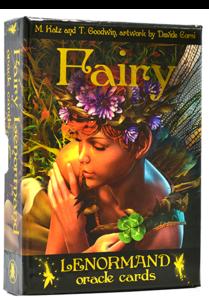 Fairy Lenormand orakel kaarten