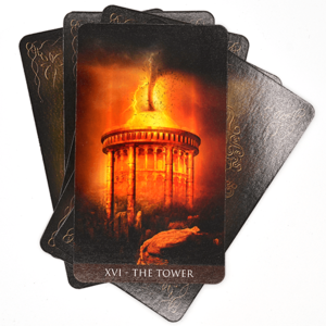 Arcanum tarot kaarten