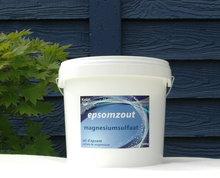 epsomzout - magnesiumsulfaat