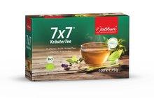 7x7 thee 100 zakjes