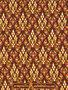 thaise doek bruin voor massagetafel