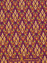 thaise doek paars voor massagetafel